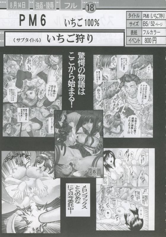 (Comic Characters! 01) [Studio★ParM (Kotobuki Utage)] PM07 Zoku Ichigo Gari (Ichigo 100%)_53