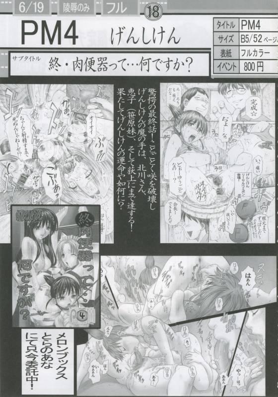 (Comic Characters! 01) [Studio★ParM (Kotobuki Utage)] PM07 Zoku Ichigo Gari (Ichigo 100%)_55