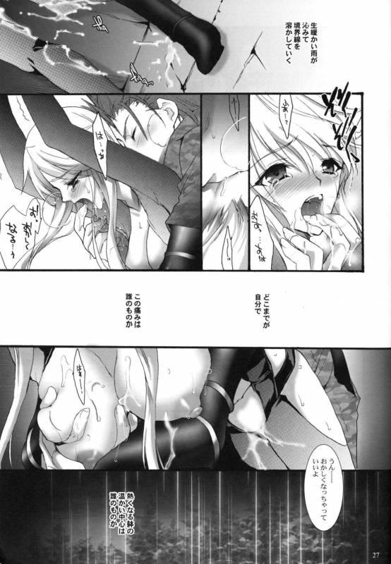 (Comic Characters! 02) [Hanzai Tengoku (Hasei Agana)] SyuU-U (Sengoku Basara)_25